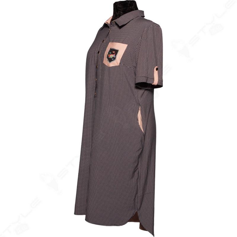 Сукня-сорочка Sunlees 1