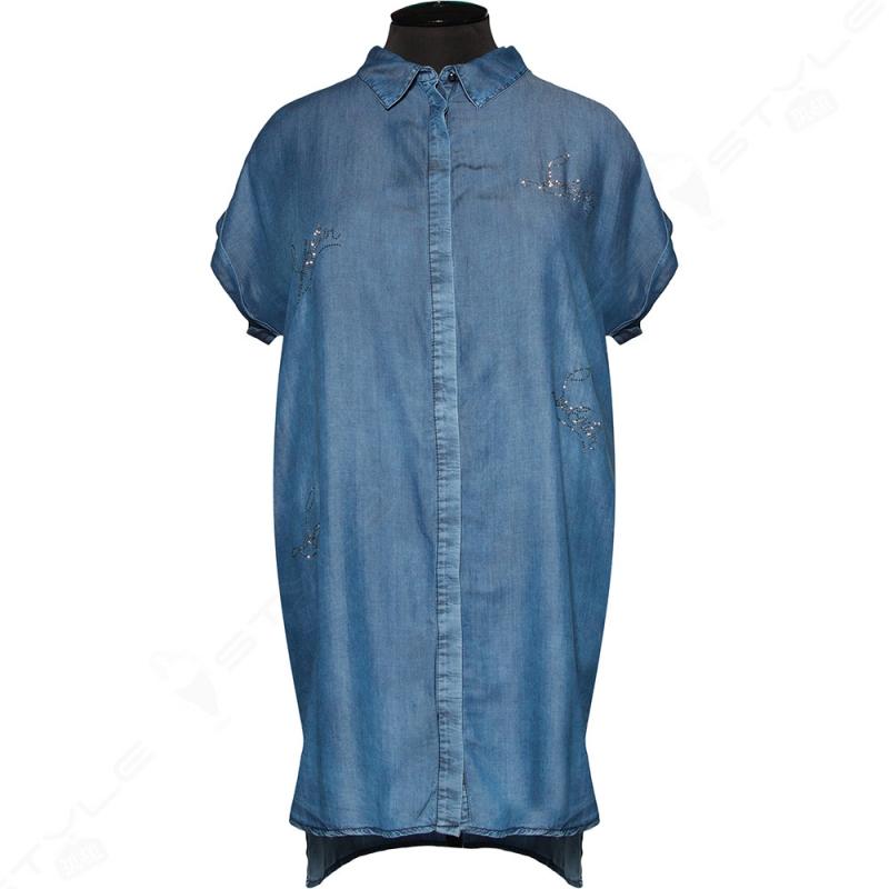 Рубашка-туника Stella