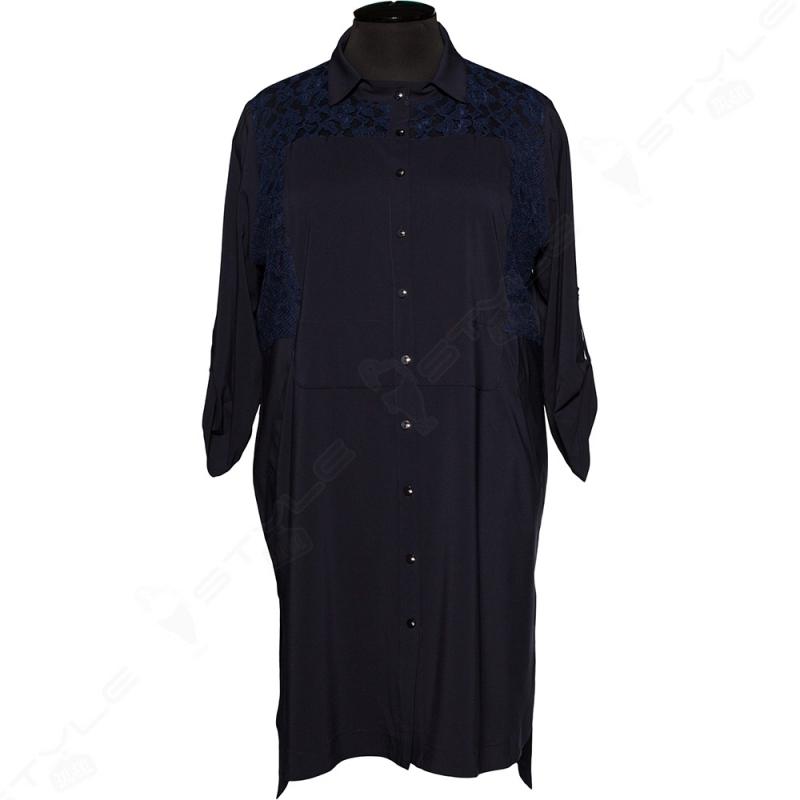 Платье-рубашка AY-SEL