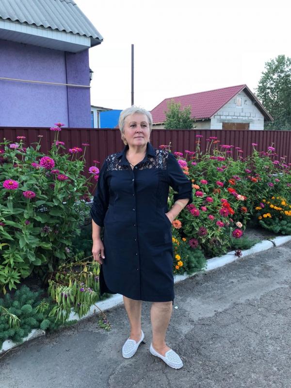 Сукня-сорочка AY-SEL 4
