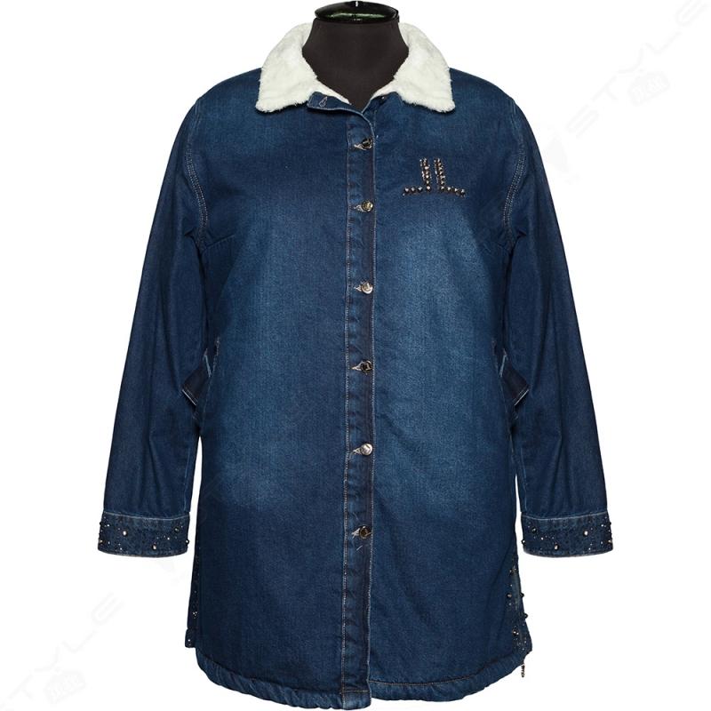 Куртка джинсовая Luizza