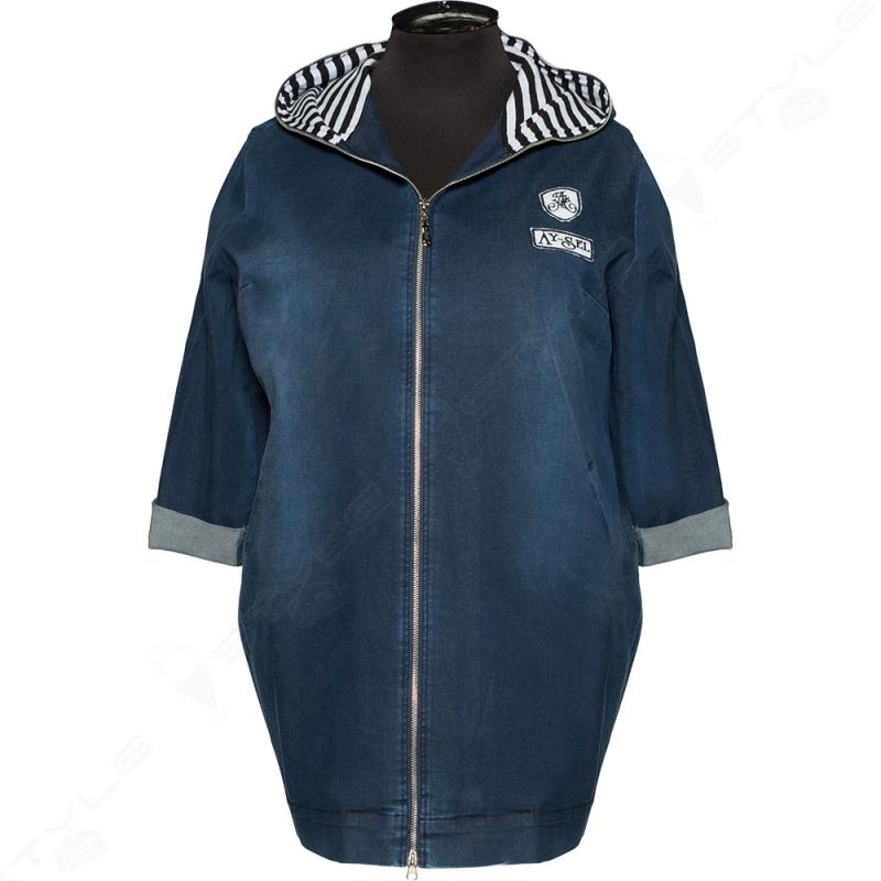 Куртка джинсовая AY-SEL
