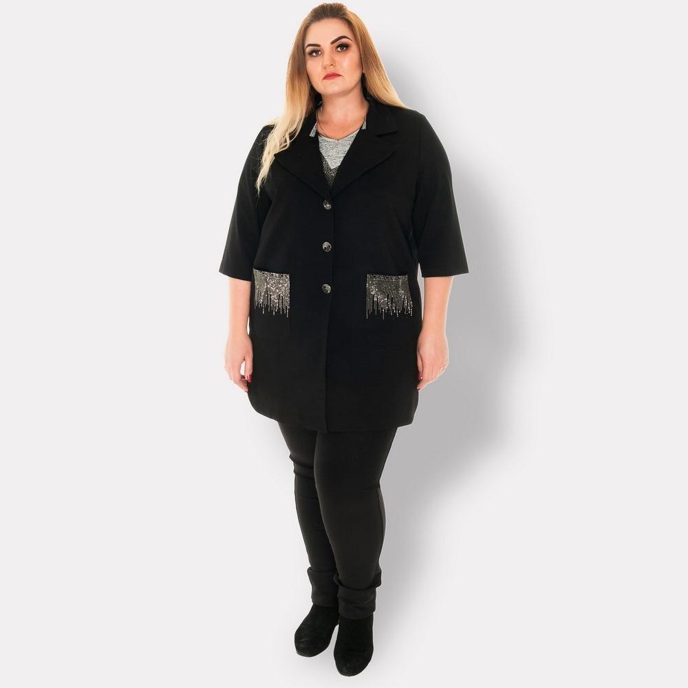 Верхній одяг великих розмірів для повних жінок від Style-XL 5d2112cf64a96