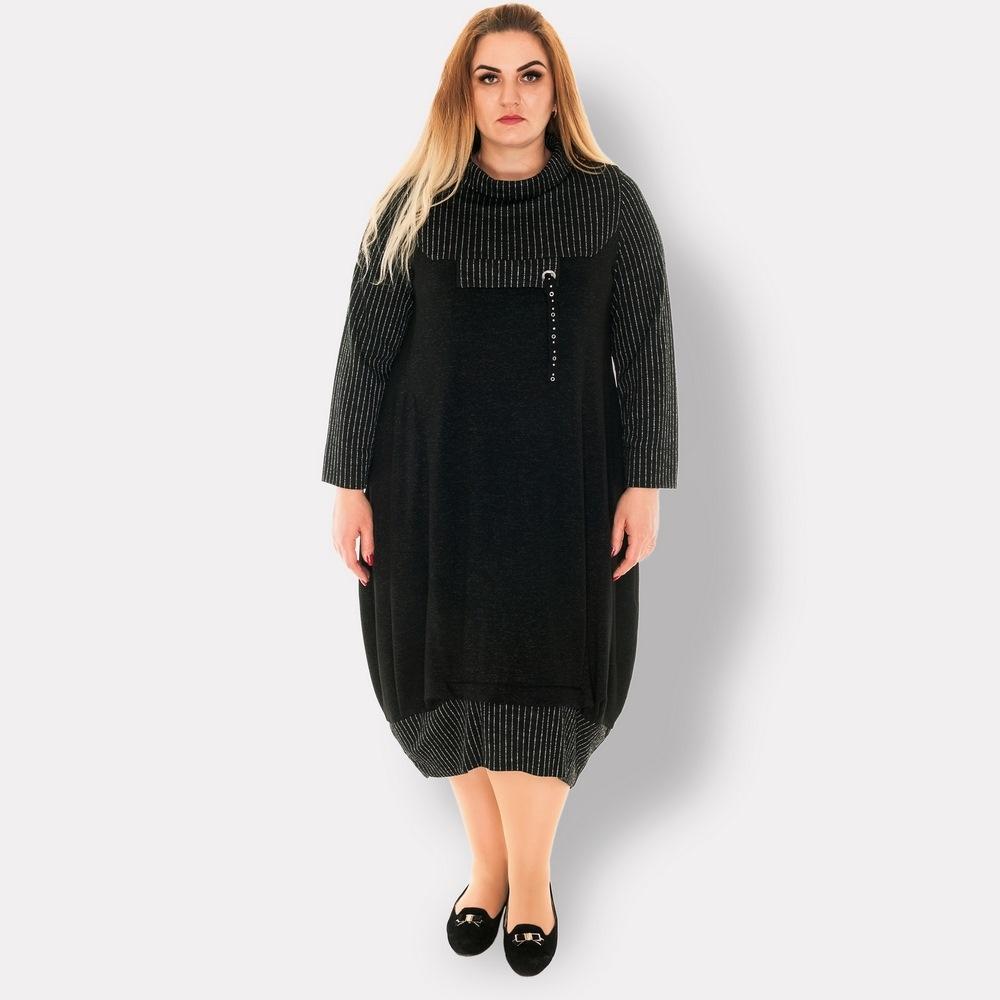 Женское теплое платье Darkwin