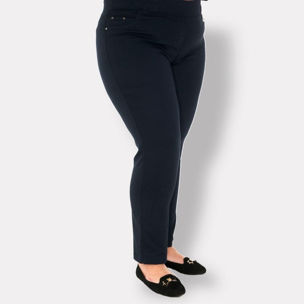 c581b3f3734 Женские брюки больших размеров для полных от магазина Style-xl