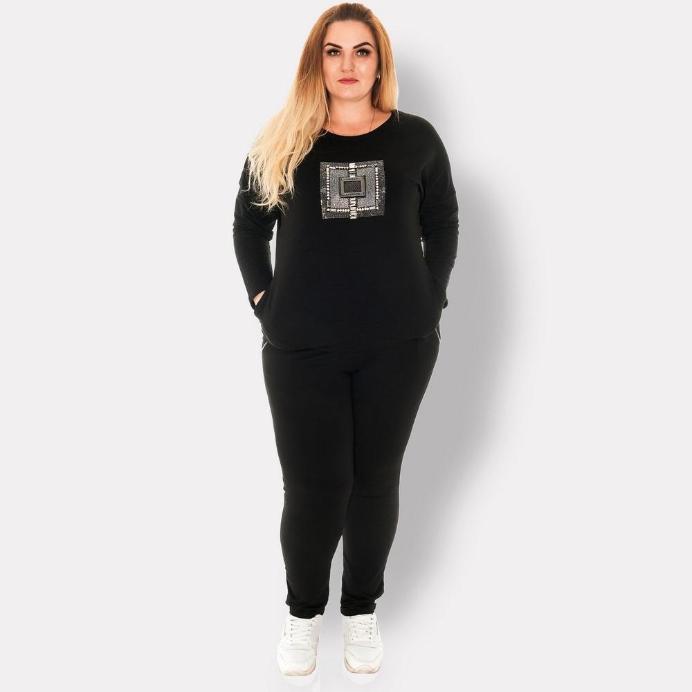 Жіночий спортивний одяг великих розмірів для повних в інтернет ... 5dc74994b3c81
