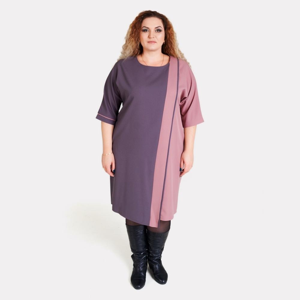 Праздничное платье большого размера ALAZORA