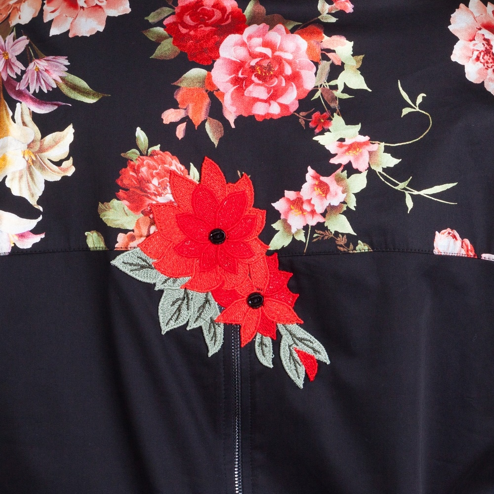 Эффектное платье-рубашка большого размера AY-SEL 3