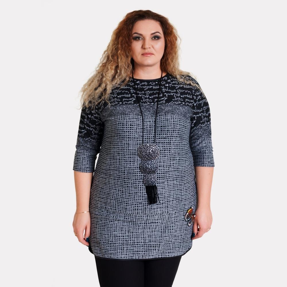 Туніки великих розмірів для повних жінок від Style-XL d888cc8f3aca3