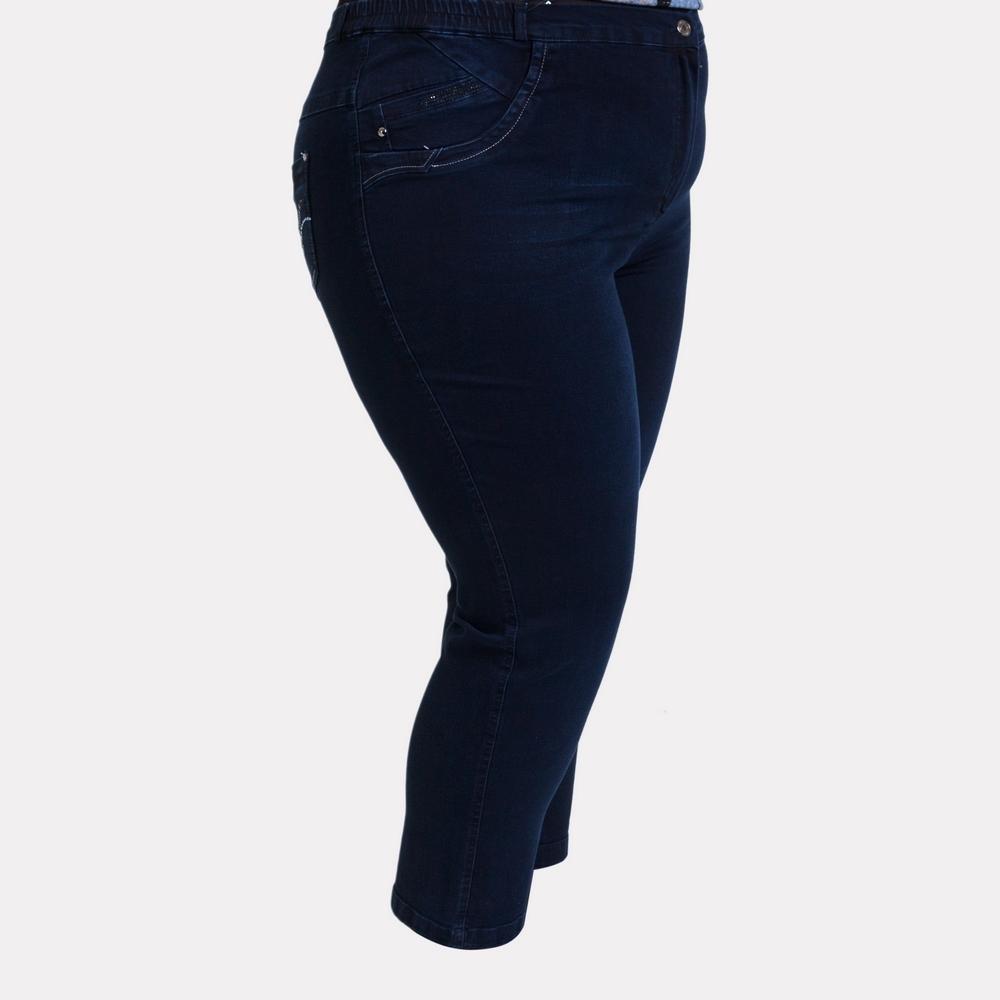Женские джинсы батального размера. Duran.