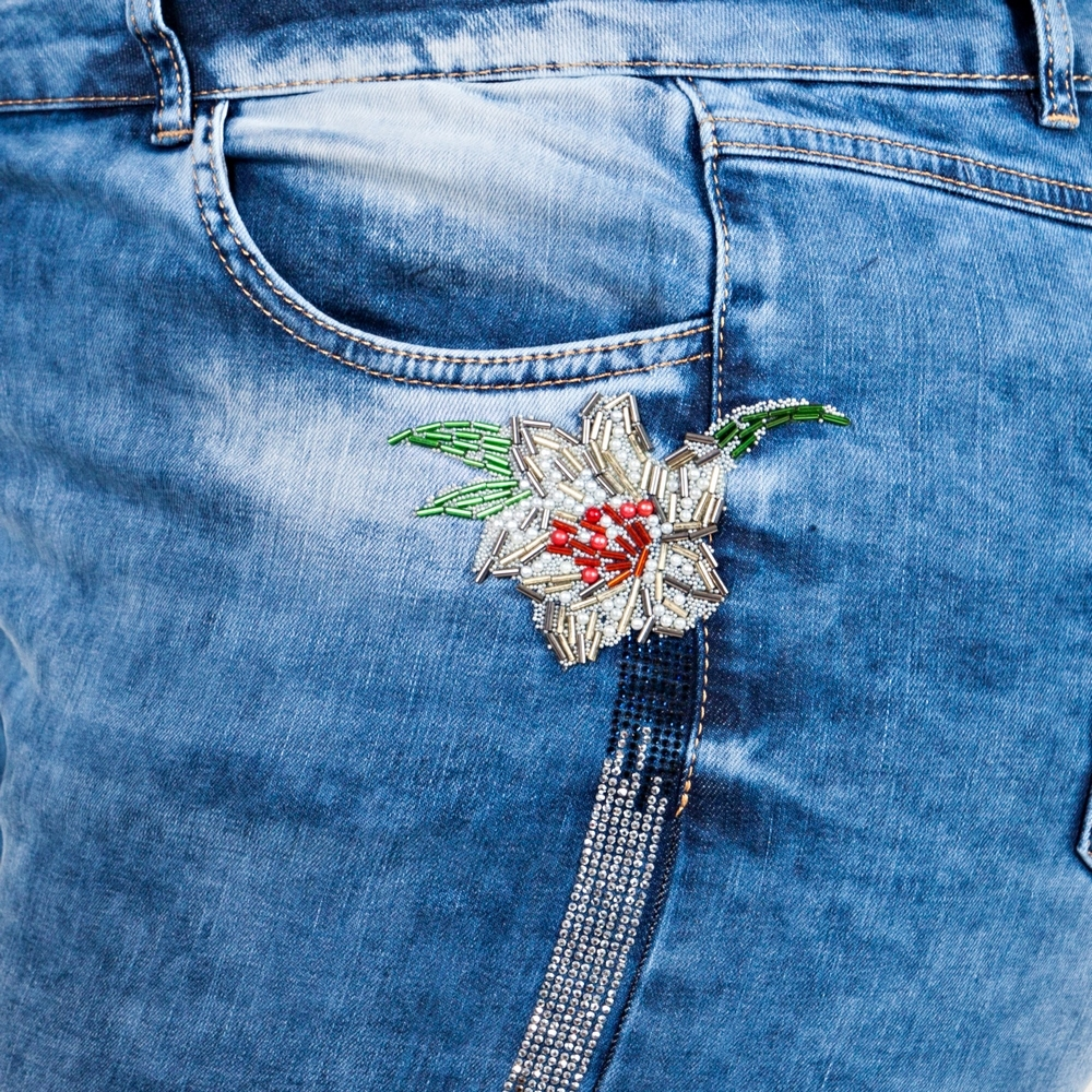 Женские джинсы Luizza 4
