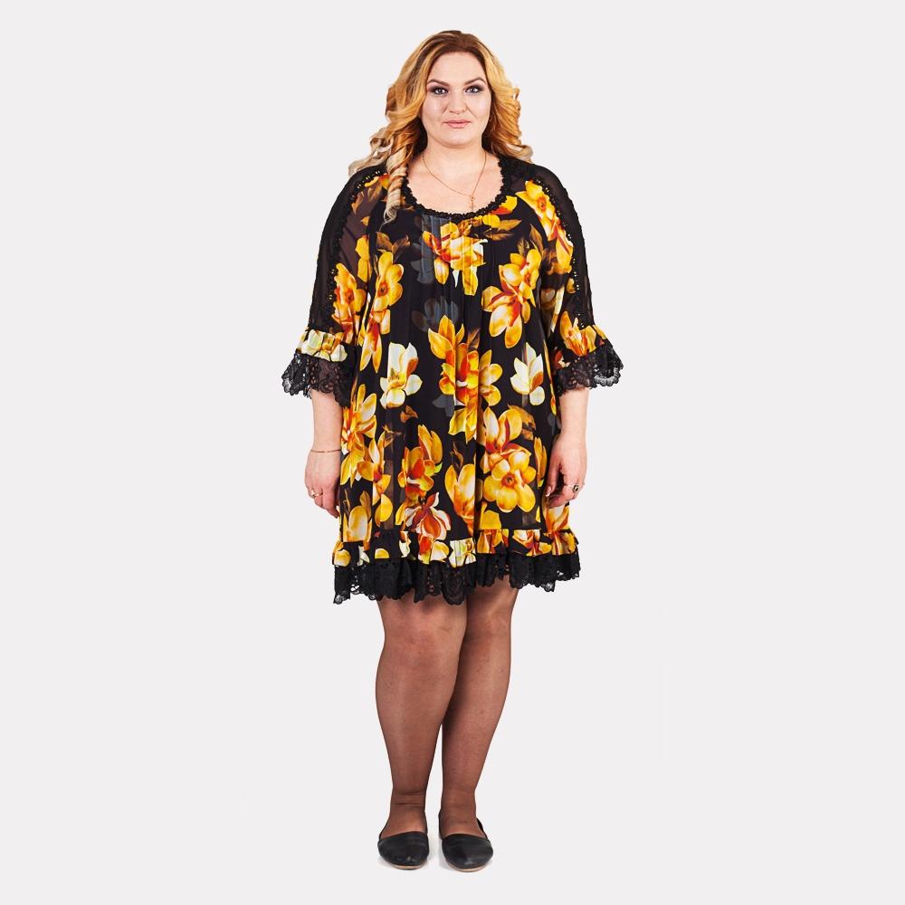 a18e322dde3 Купить женские платья для полных больших размеров в интернет магазине