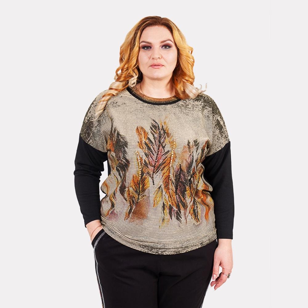 Кофти великих розмірів для повних жінок. Style XL ... e5930b0d6ed78