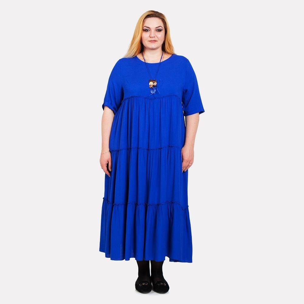 Женское платье штапель ALAZORA