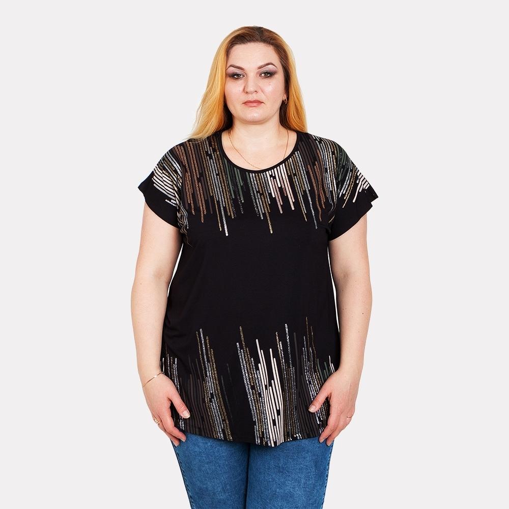 99c59c5f707 Каталог одежды 86 товаров. Женская футболка вискоза Maxlive