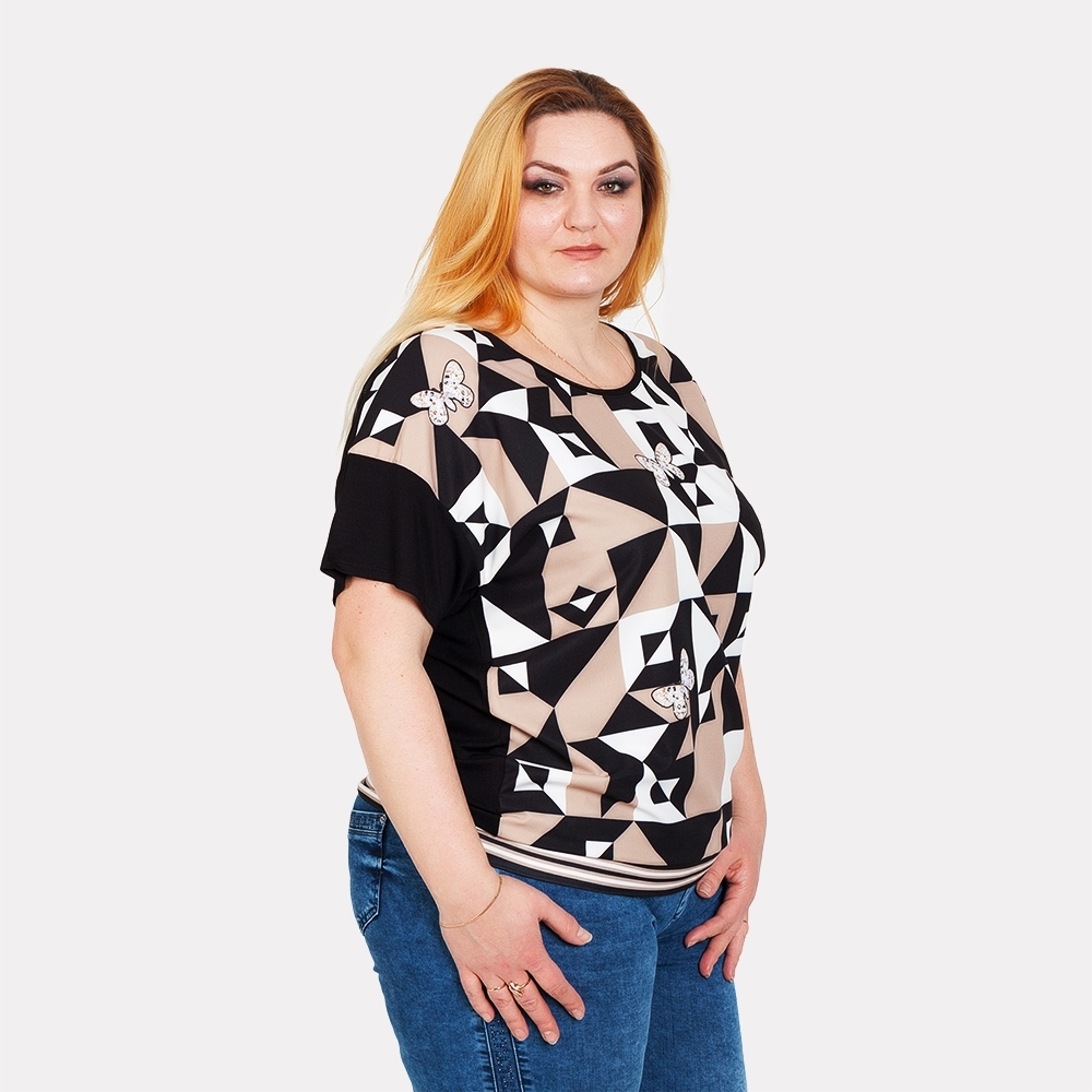 Женская футболка Luizza 1