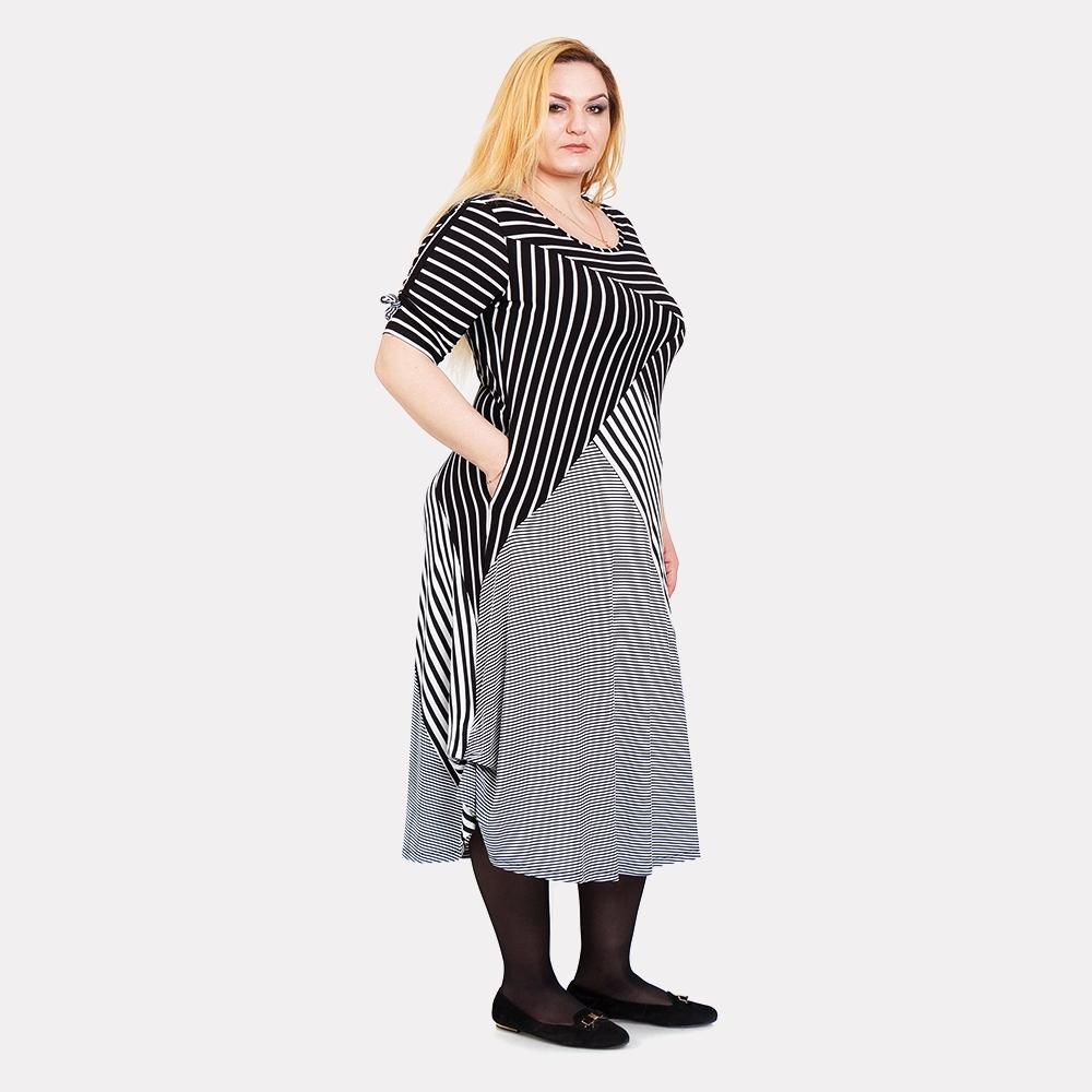 Женское платье вискоза DARKWIN 1