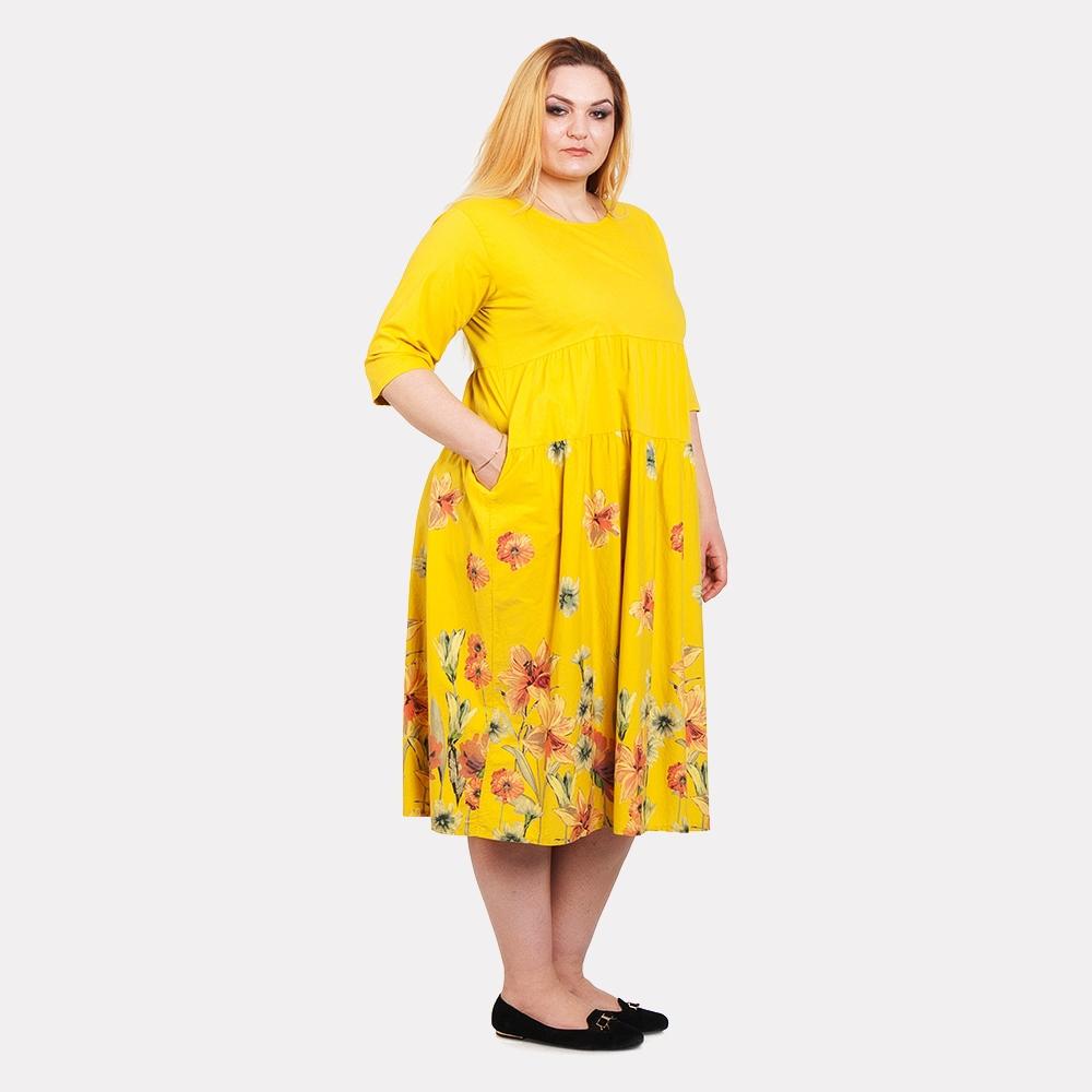 Летнее платье Made in Italy 1