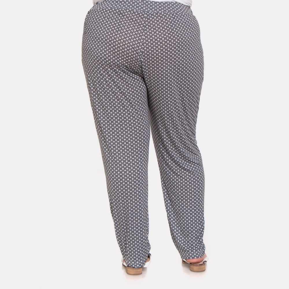 Летние свободные брюки Ulla Popken 2
