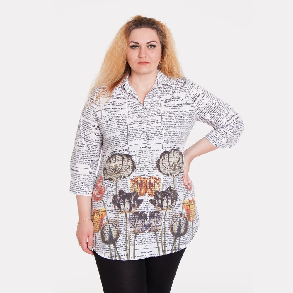 Женская рубашка FLAMAR