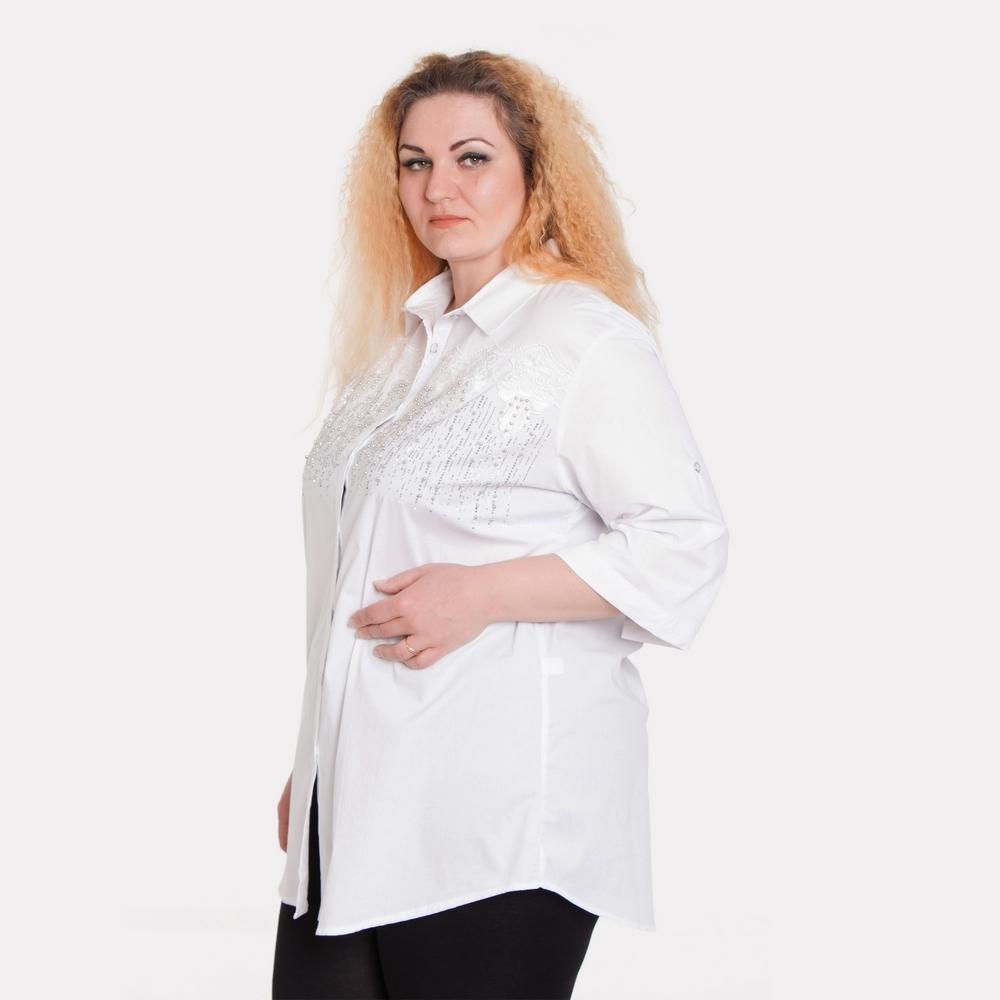 Женская рубашка LOVE FREE 1