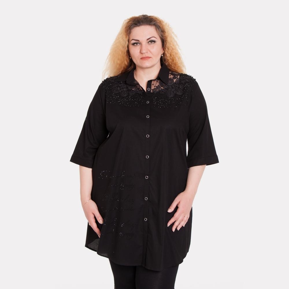 Женская рубашка - туника LOVE FREE