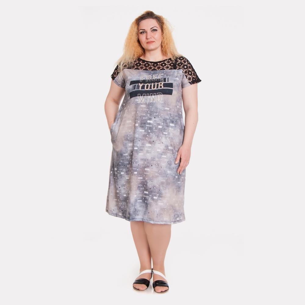 Летнее платье Luizza