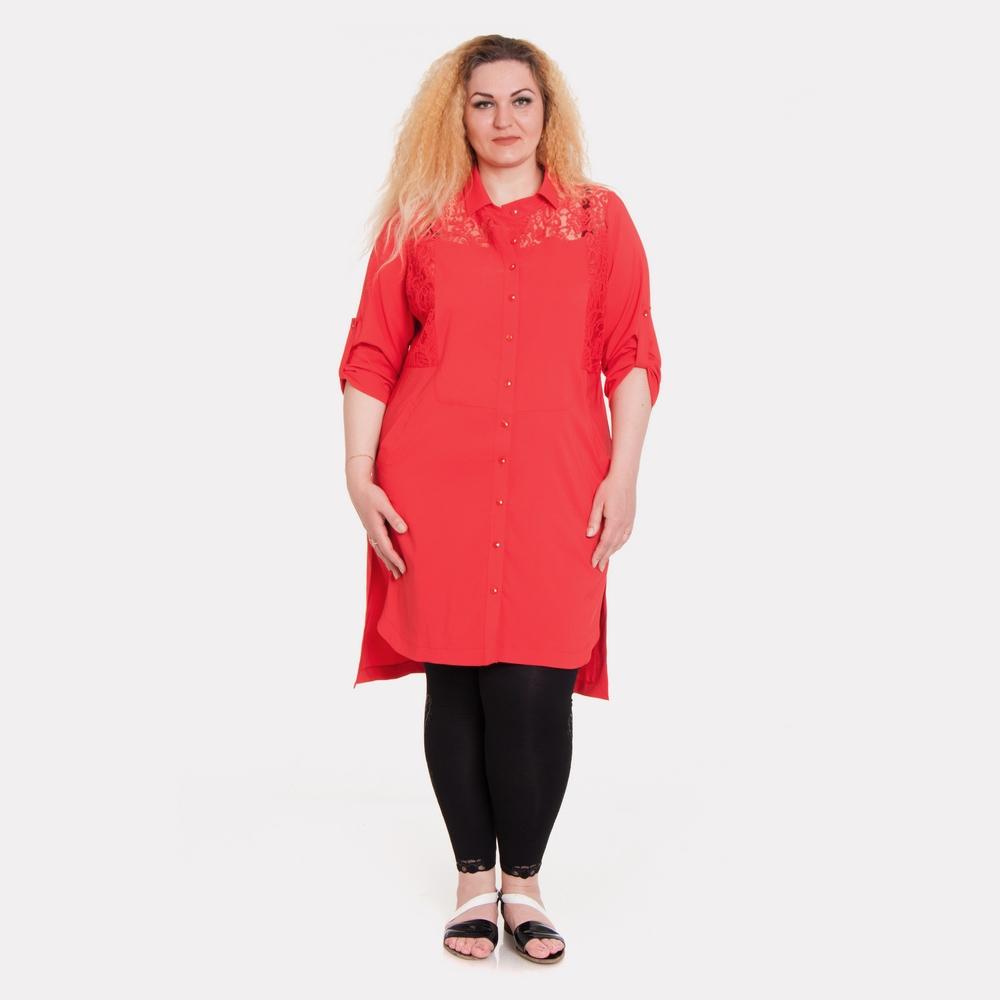 Платье - рубашка AY-SEL