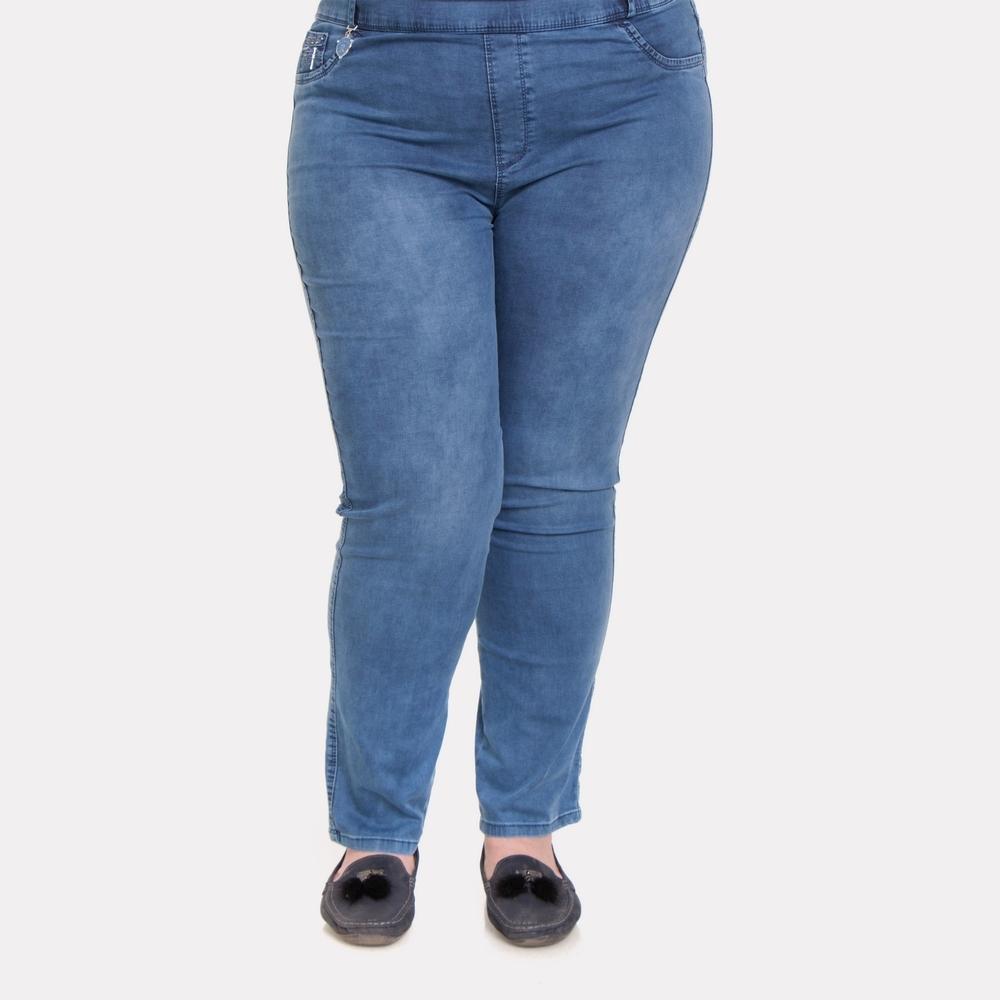 Женские джинсы супер батал Miss Renna