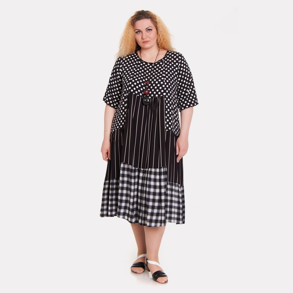 dd9989fa01af Купить женские платья для полных больших размеров в интернет магазине