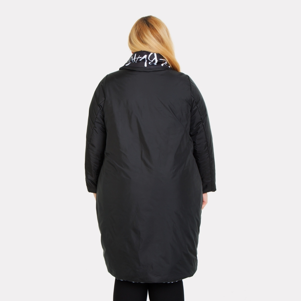 Двустороннее зимнее пальто Maya Longa 2