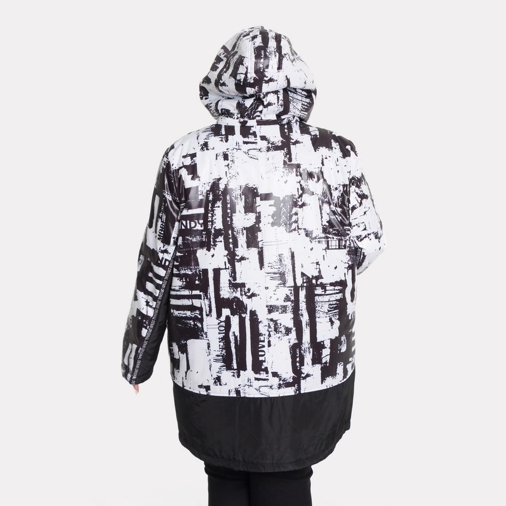 Женская зимняя куртка AY-SEL супер батал 2