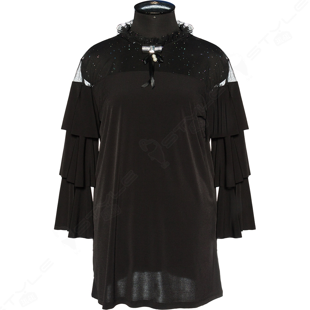Нарядная блуза Luizza