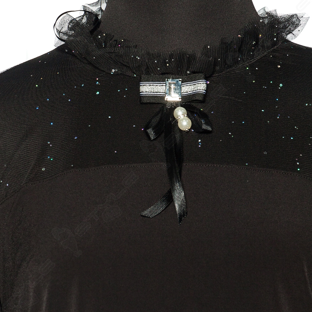 Нарядная блуза Luizza 3