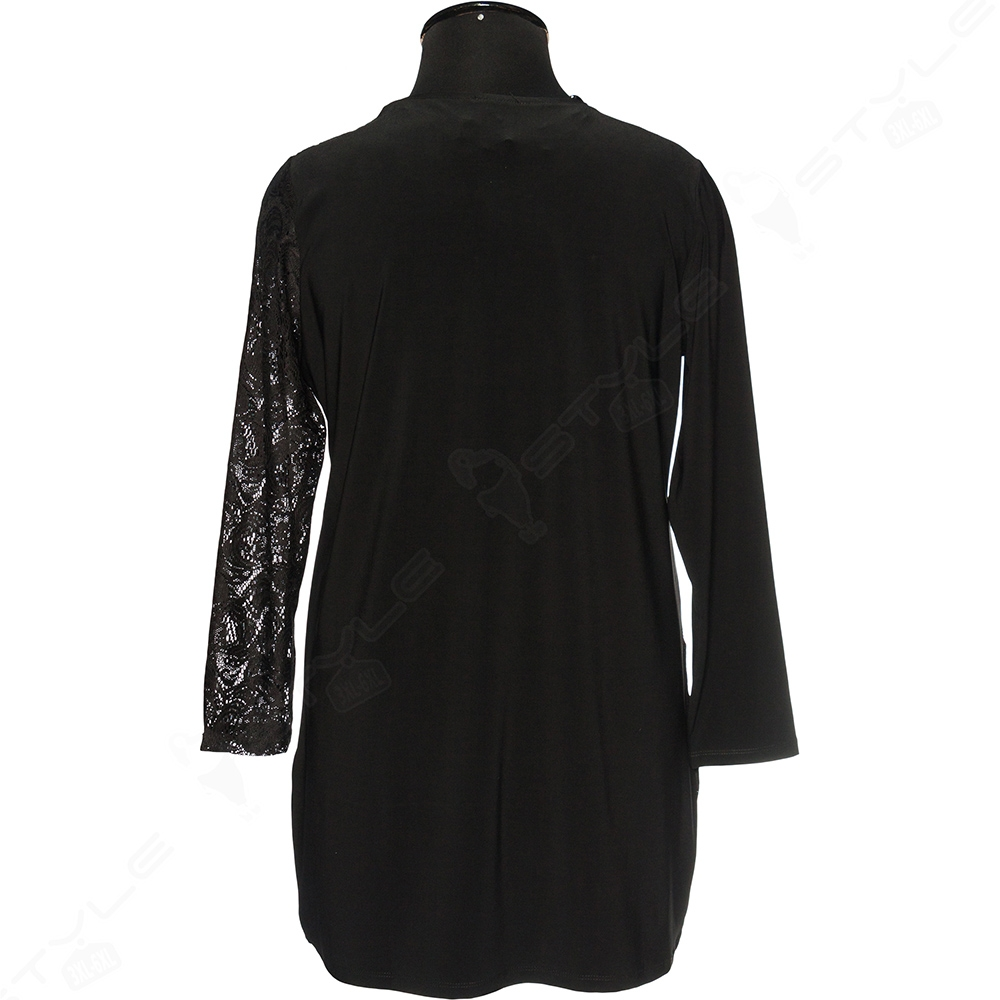 Нарядная блуза Luizza 2