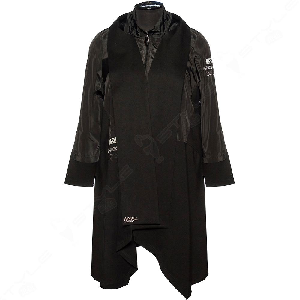 Женское легкое пальто AY-SEL
