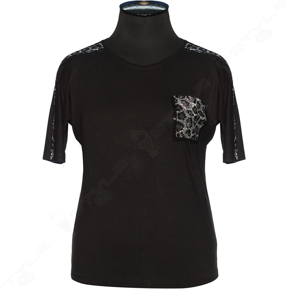 Женская футболка ZIQUES