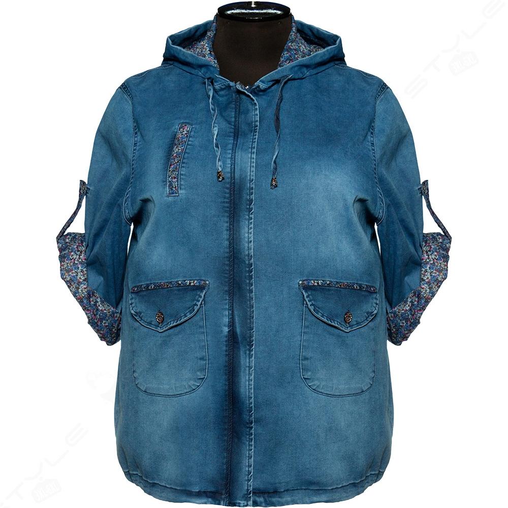 Куртка джинсовая Duran