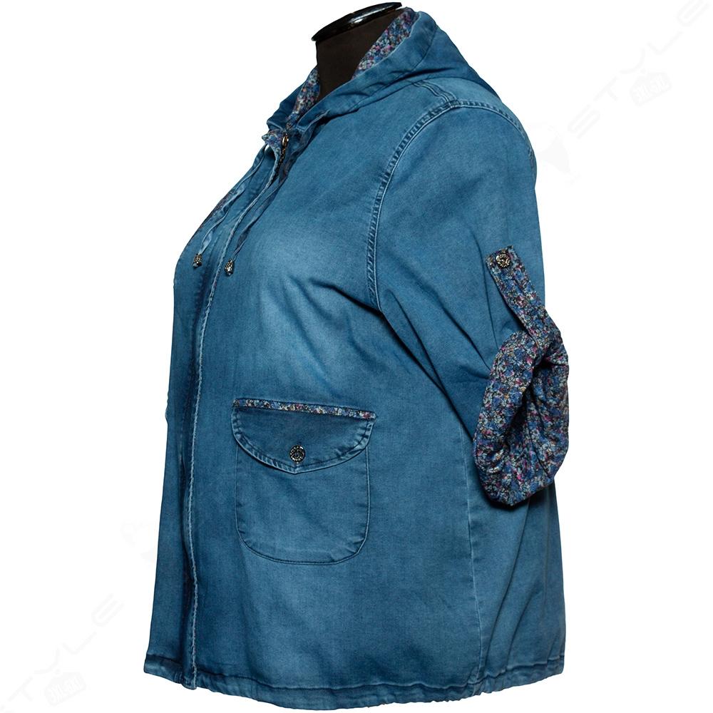 Куртка джинсовая Duran 1