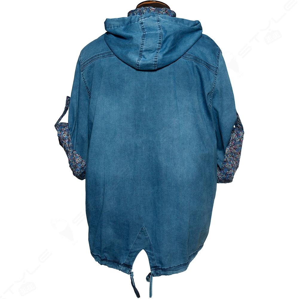 Куртка джинсовая Duran 2