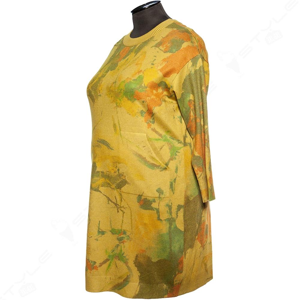 Женское трикотажное платье DARKWIN 1