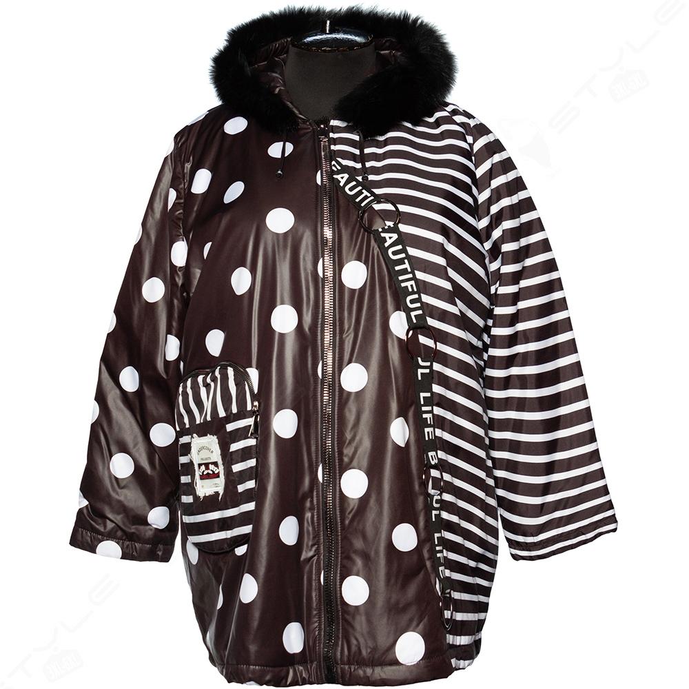 Женская зимняя куртка AY-SEL