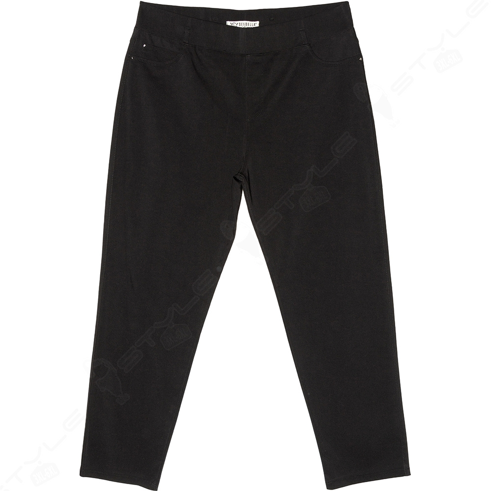 Женские брюки SEVBELLA на резинке