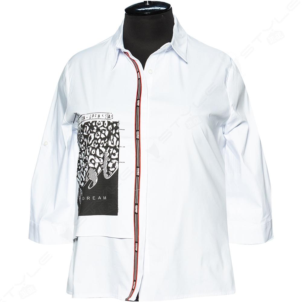 Женская рубашка LA SORTIE