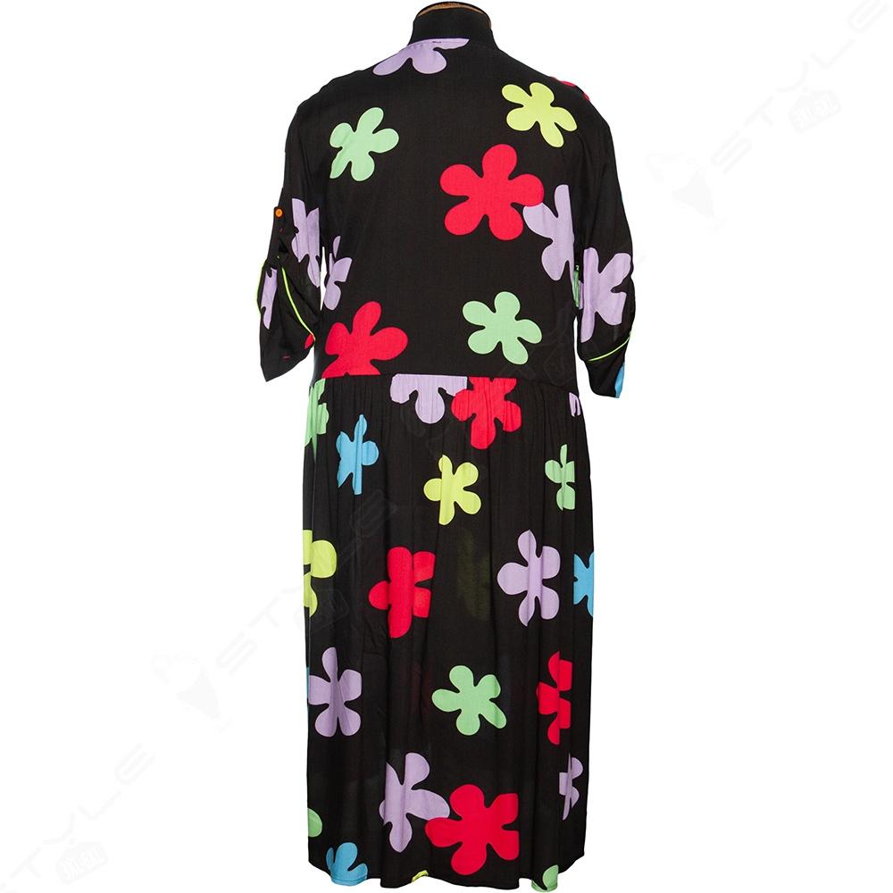 Женское платье PLATIN штапель 2