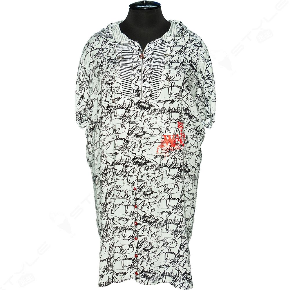 Летнее платье AY-SEL из штапеля