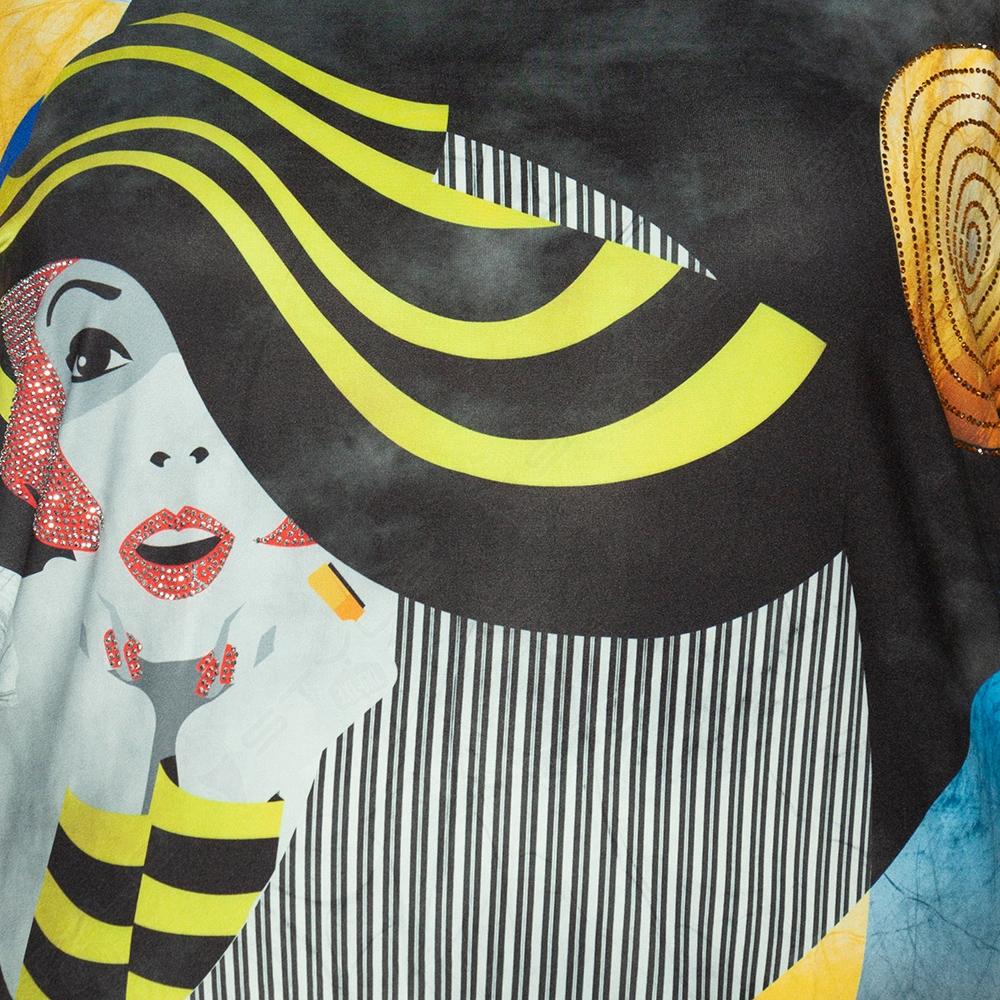 Женская футболка GIYAS 3