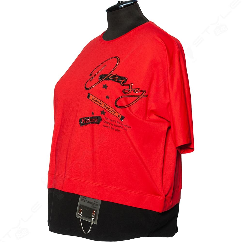Женская футболка TREXS 1