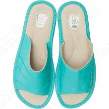 Женские кожаные тапочки Tap Mal 1