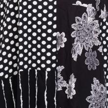 Летнее платье штапель DARKWIN 3